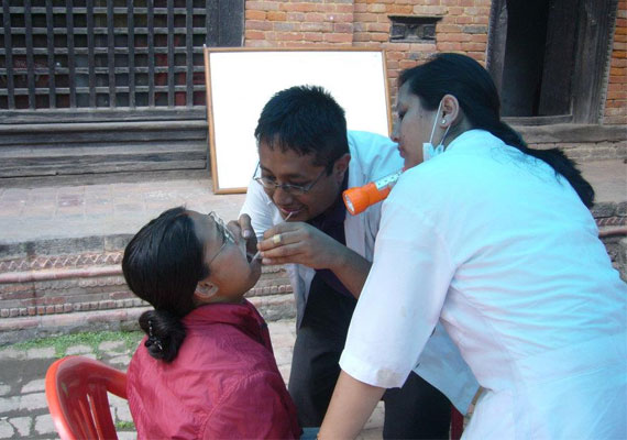 Activities: Kathmandu Dental Home